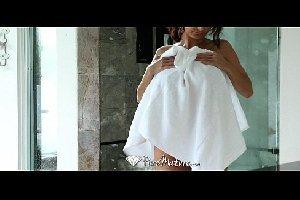 Puta depois do banho fazendo sexo bizarro com seu filho